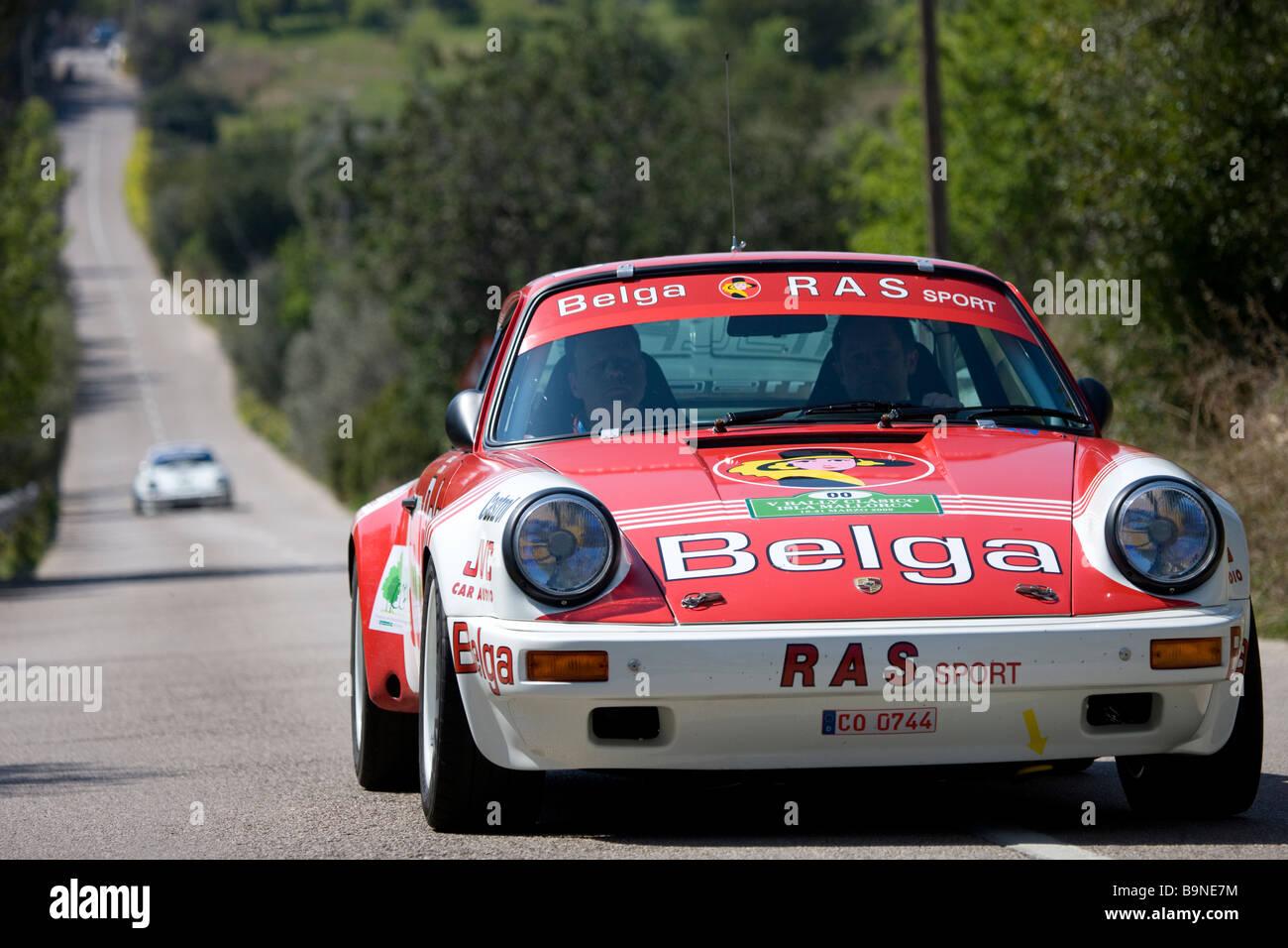 1984 Porsche SC/RS - Stock Image