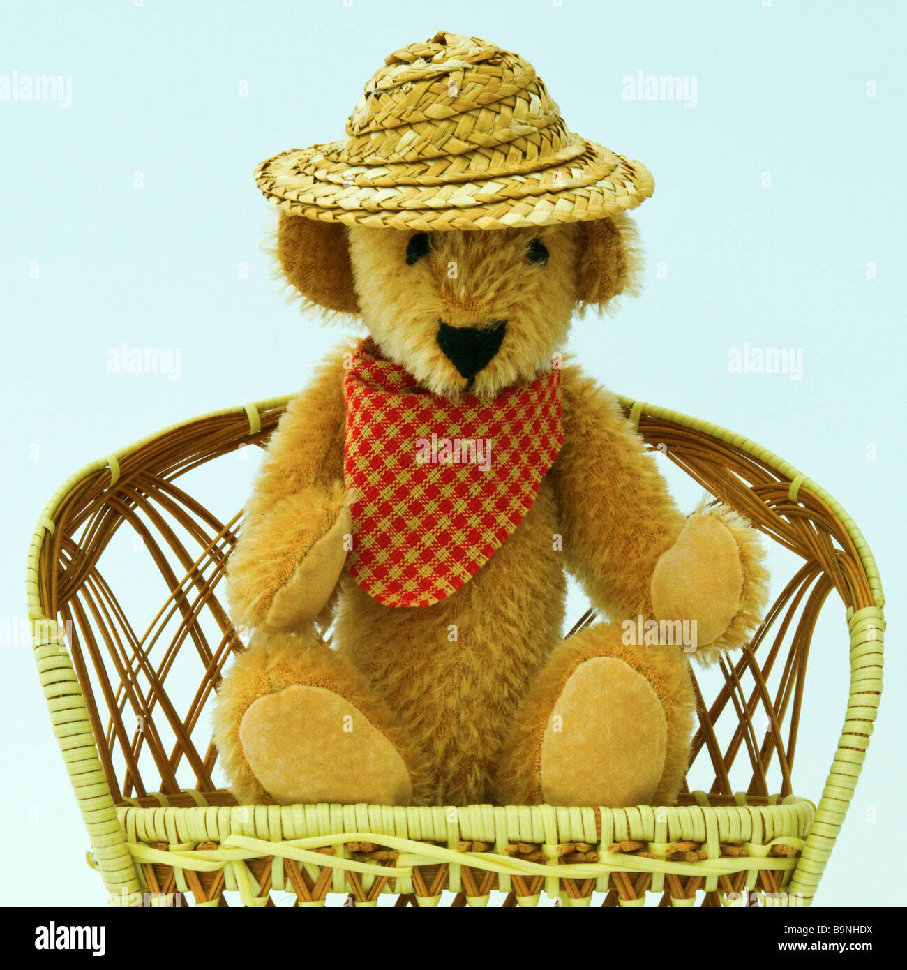 Wicker Teddy Bear Stock Photos Amp Wicker Teddy Bear Stock