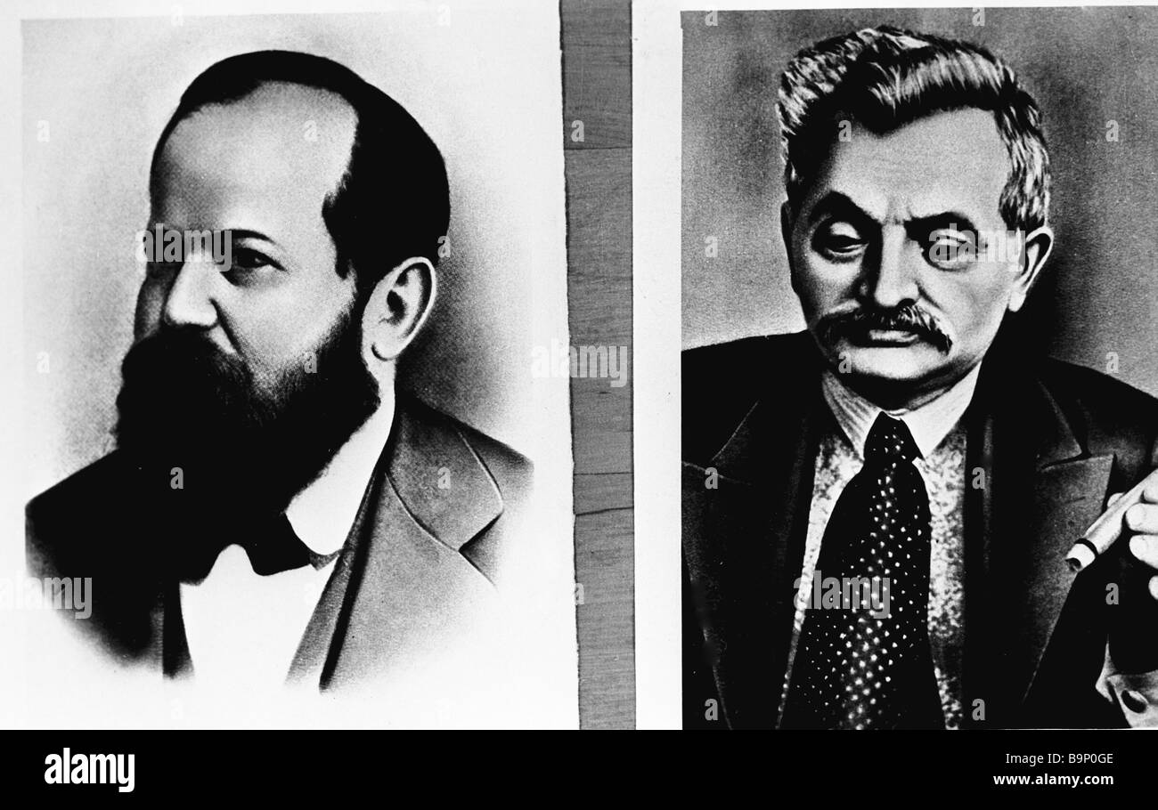 American chess player Wilhelm Steinitz left 1836 1900 - Stock Image