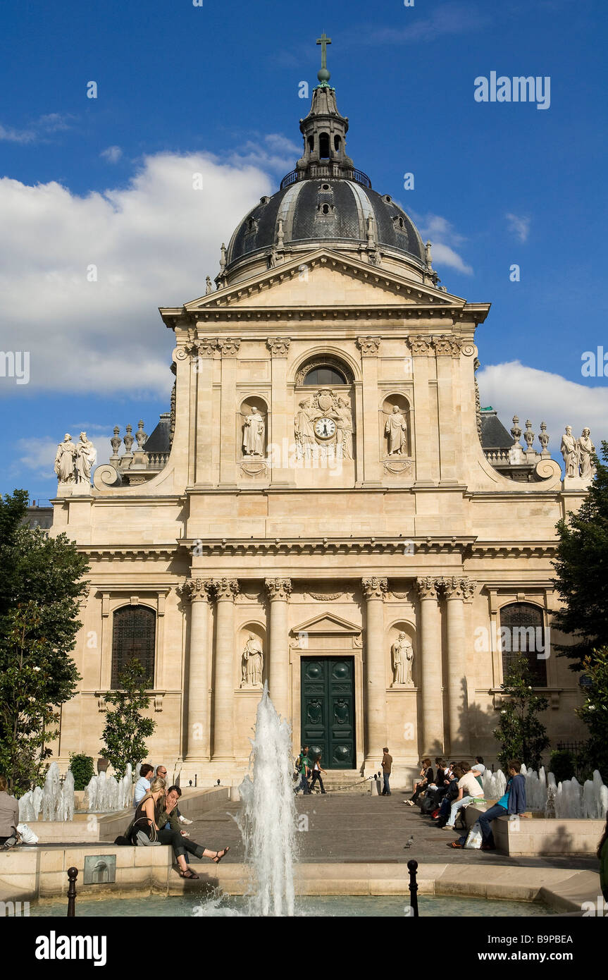 La sorbonne church stock photos la sorbonne church stock for Sorbonne paris