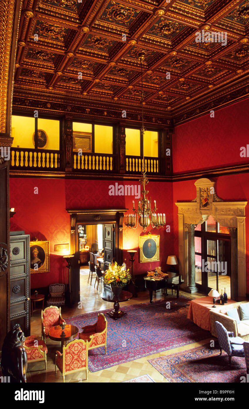 schlosshotel stock photos schlosshotel stock images alamy. Black Bedroom Furniture Sets. Home Design Ideas
