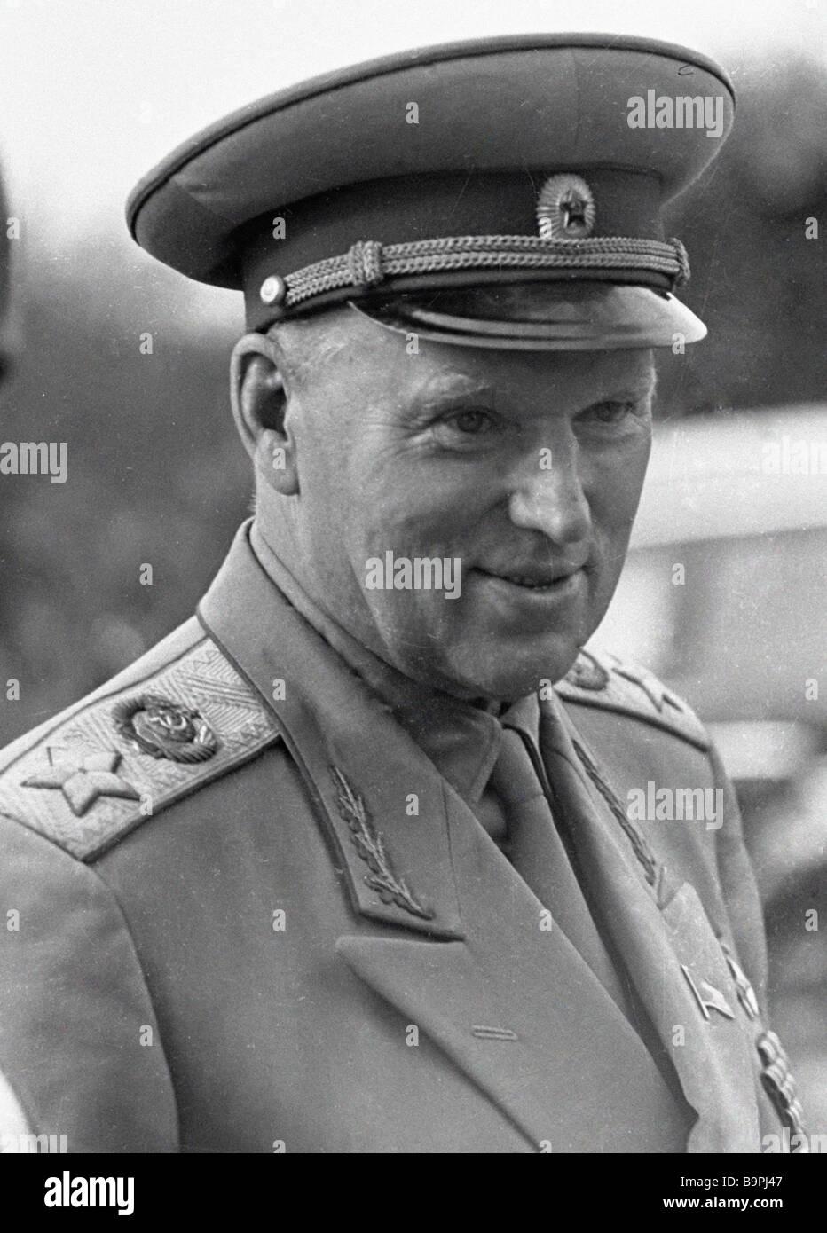 eb950b47c Soviet Union Marshal Konstantin Rokossovsky 1896 1968 Stock Photo ...