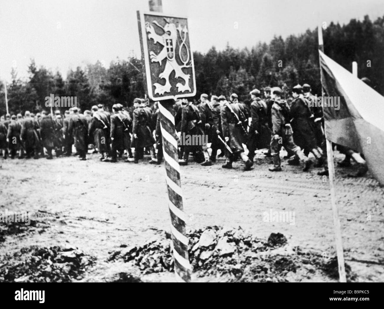 The uprising of the Czechoslovak Corps: date, reasons, results and historical facts 19