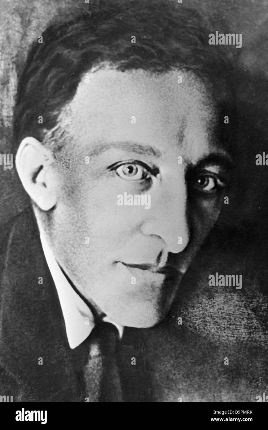 Alexander Blok: portrait, description 8