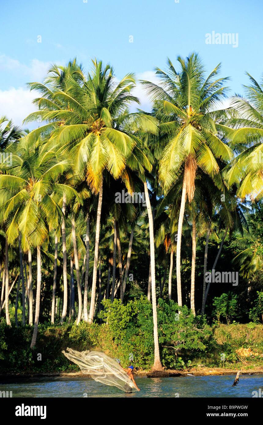 Dominican Republic, Samana Province, Sanchez - Stock Image