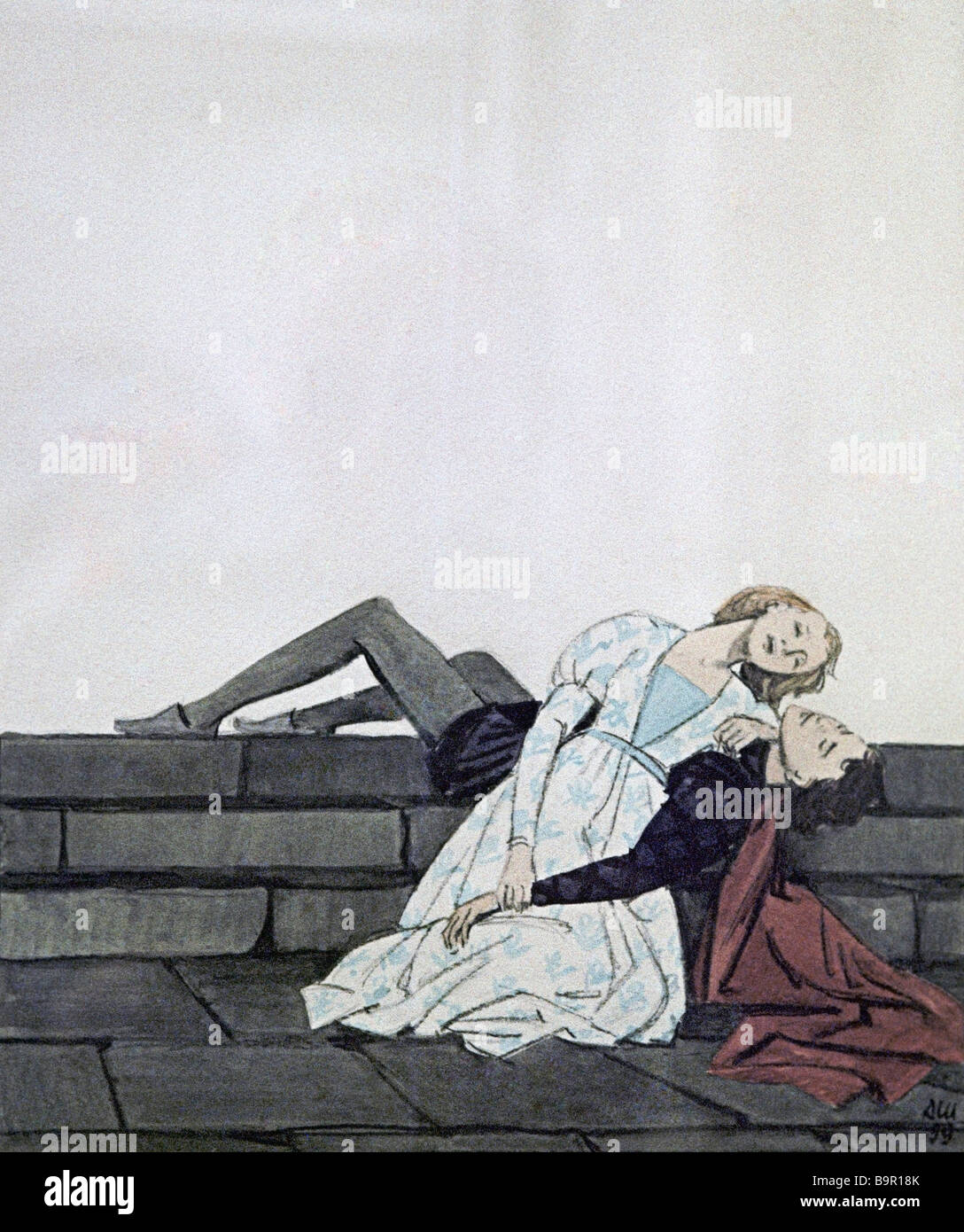 romeo and juliets death