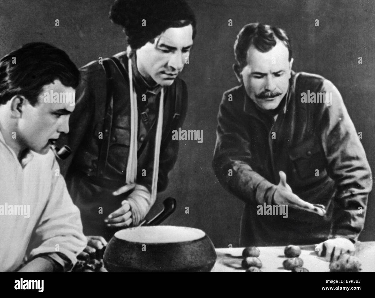Boris Sichkin: biography and filmography 15