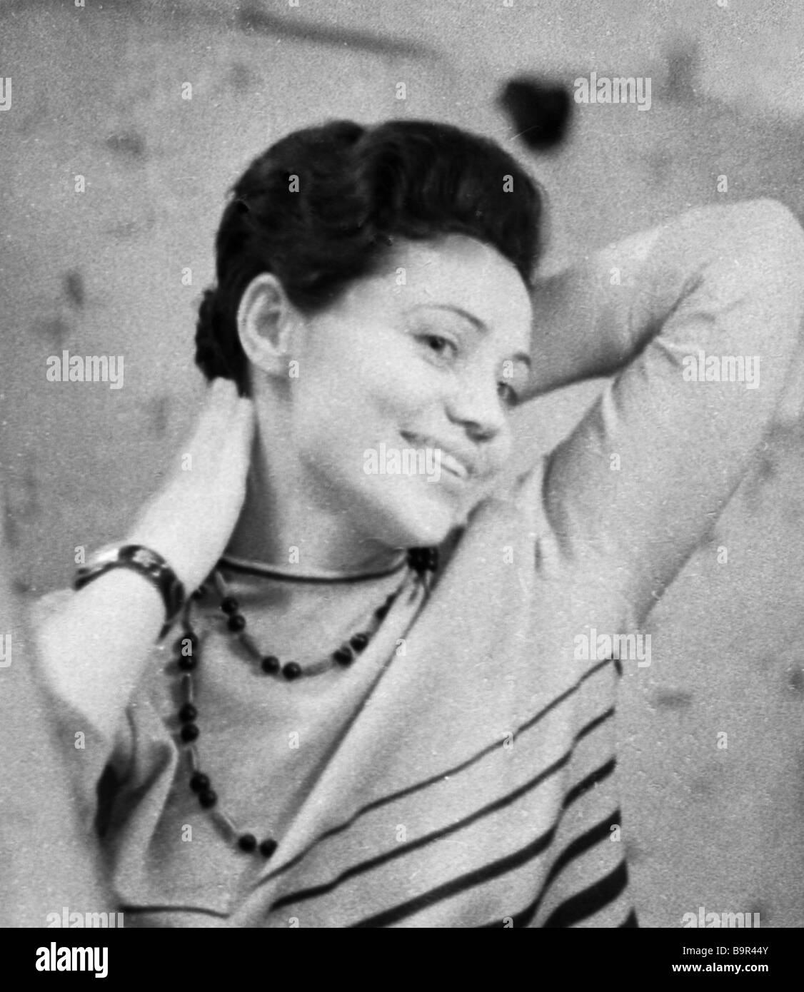 Marina Popovich: biography 84