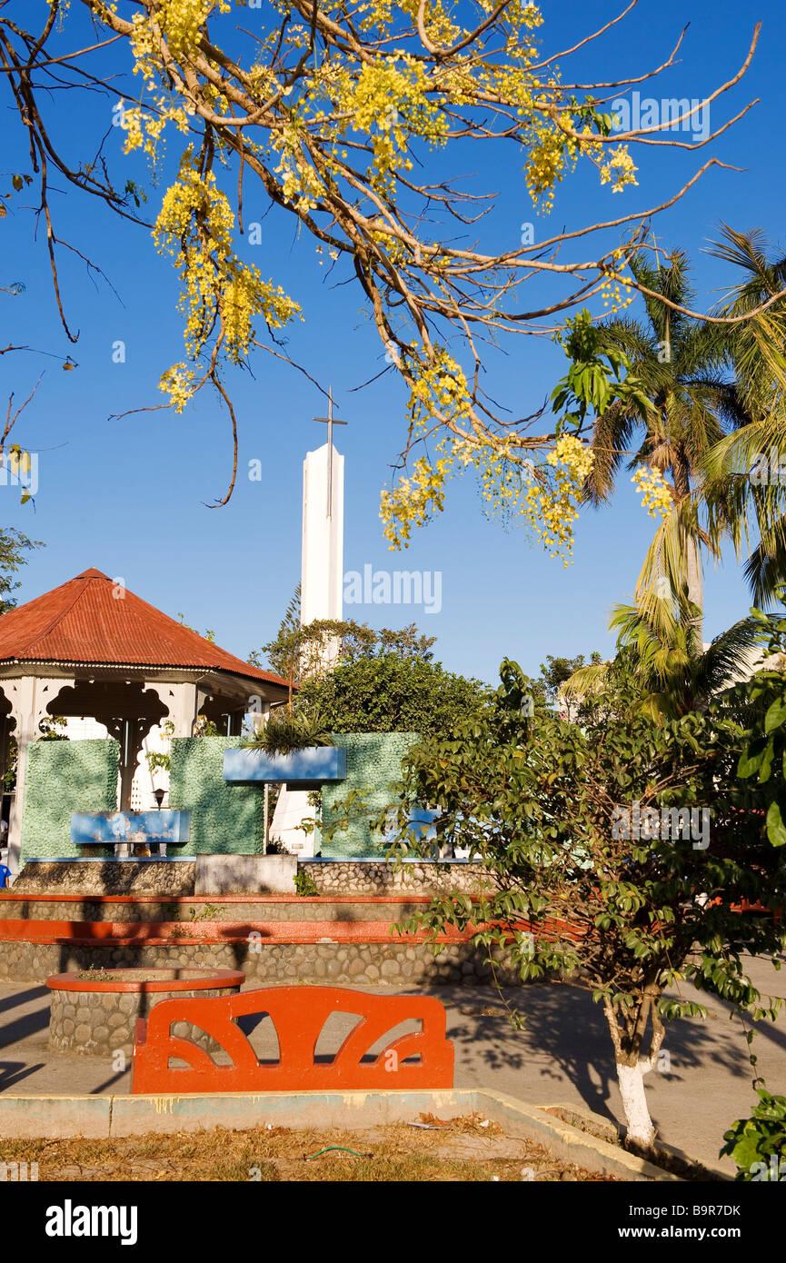 Costa Rica, Guanacaste Province, Liberia - Stock Image