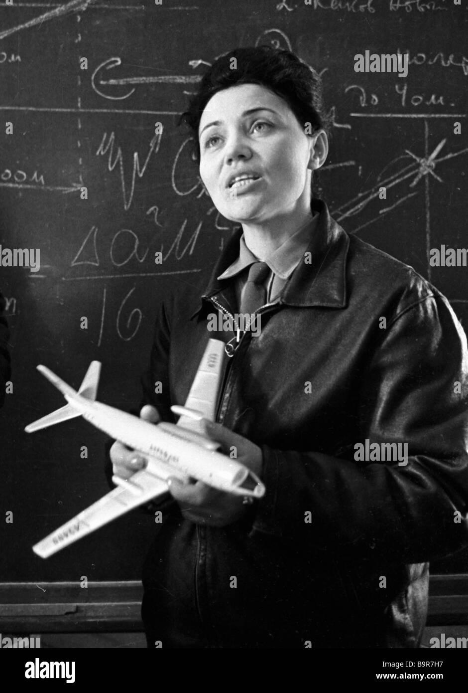 Marina Popovich: biography 60