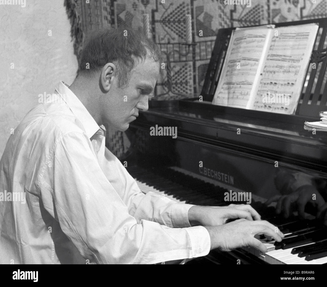 Pianist Concert Stock Photos & Pianist Concert Stock Images - Alamy