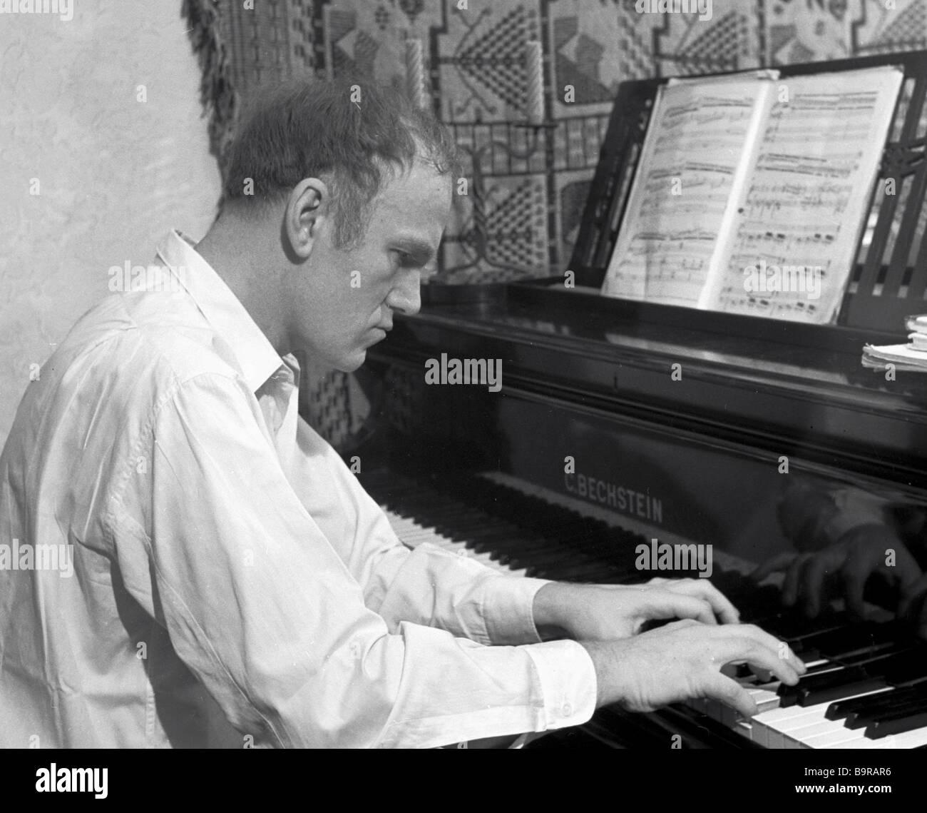 Pianist Concert Stock Photos & Pianist Concert Stock Images - Alamy