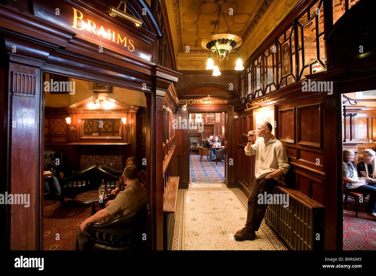 Philharmonic Pub Liverpool Pub Stock Photos Amp Philharmonic