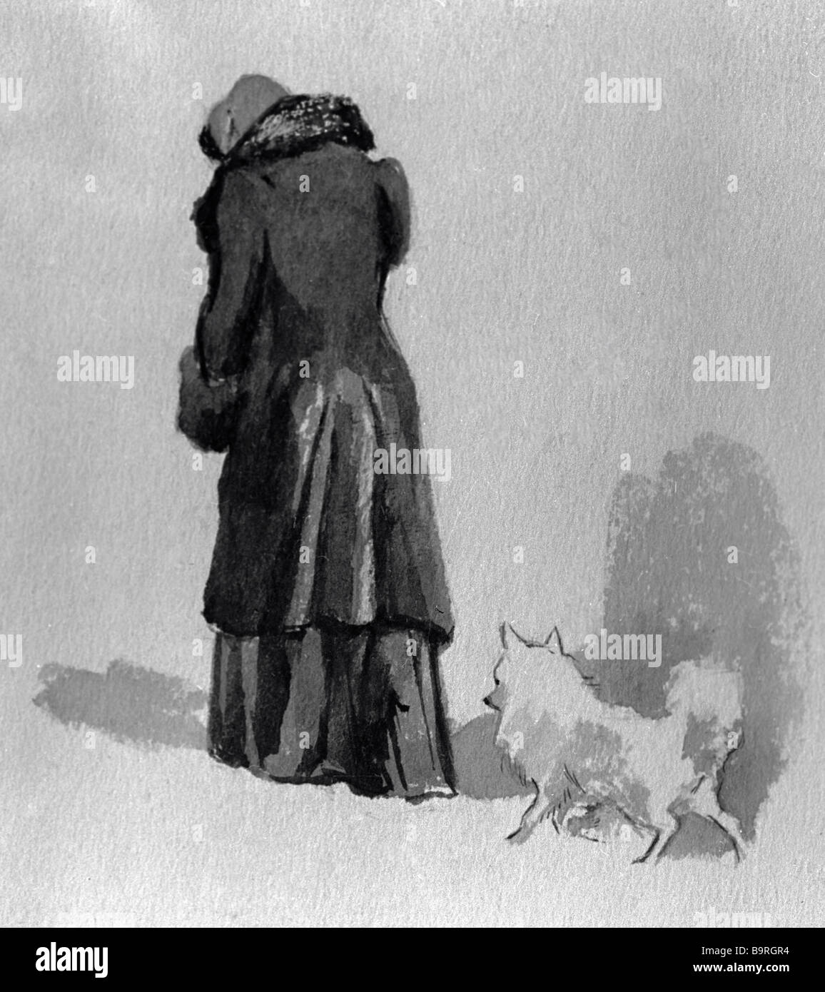 the lady with the little dog chekhov
