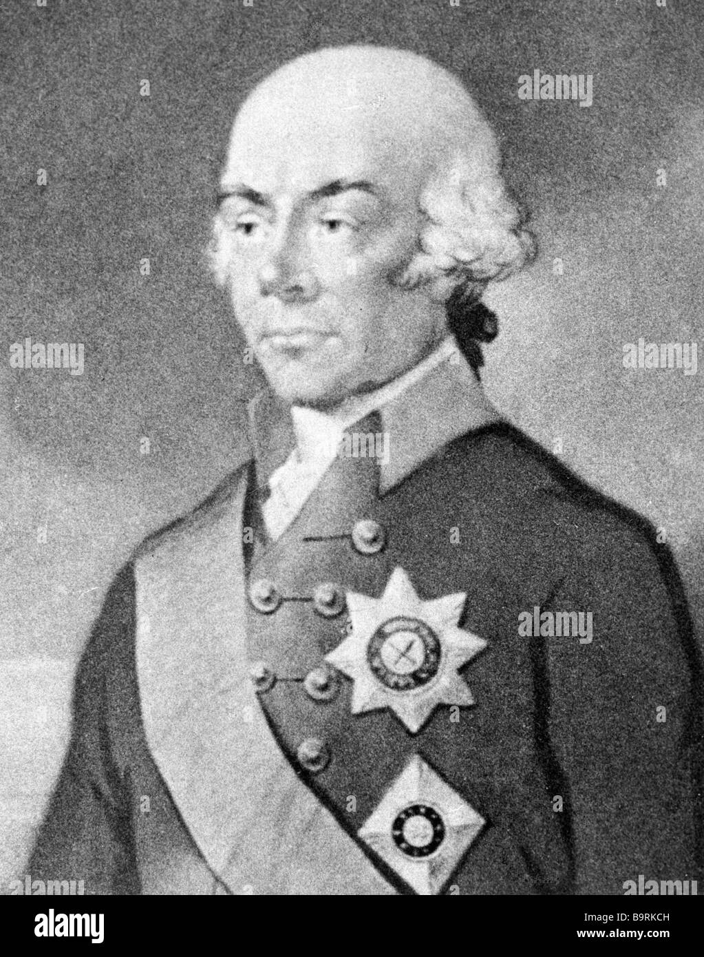 Alexander Suvorov - actor, famous for his role in Carmelite 22