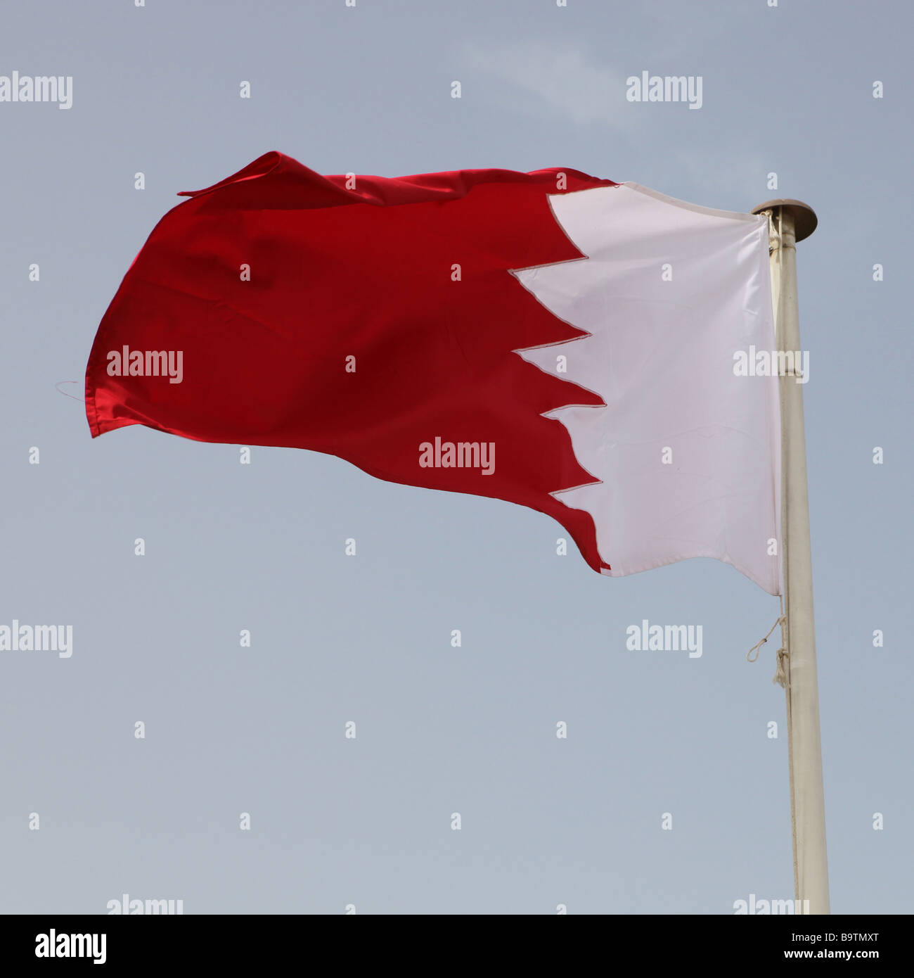 The national flag of Gulf Co operation Council member
