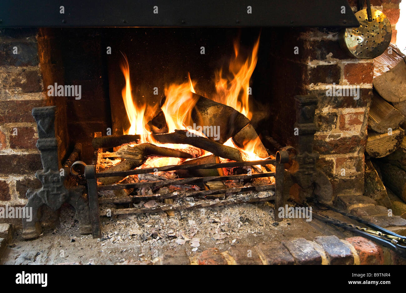 fire fireplace effect coal wood in a stock gas image photos burning grate photo