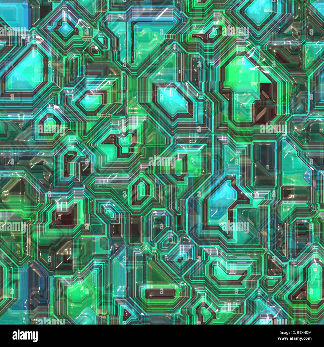 Circuitry Background Circuit Diagram Wallpaper Abstract High Tech Illustration Stock