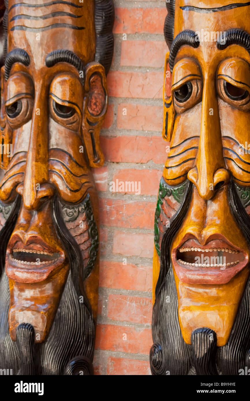 Nepalese Handicrafts In Patan Kathmandu Nepal Stock Photo