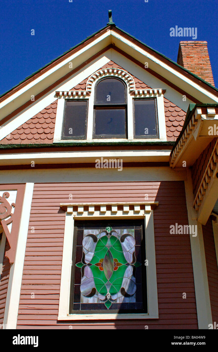 stained glass windows for home residential victorian house with antique stained glass windows dates back to the early 20th century