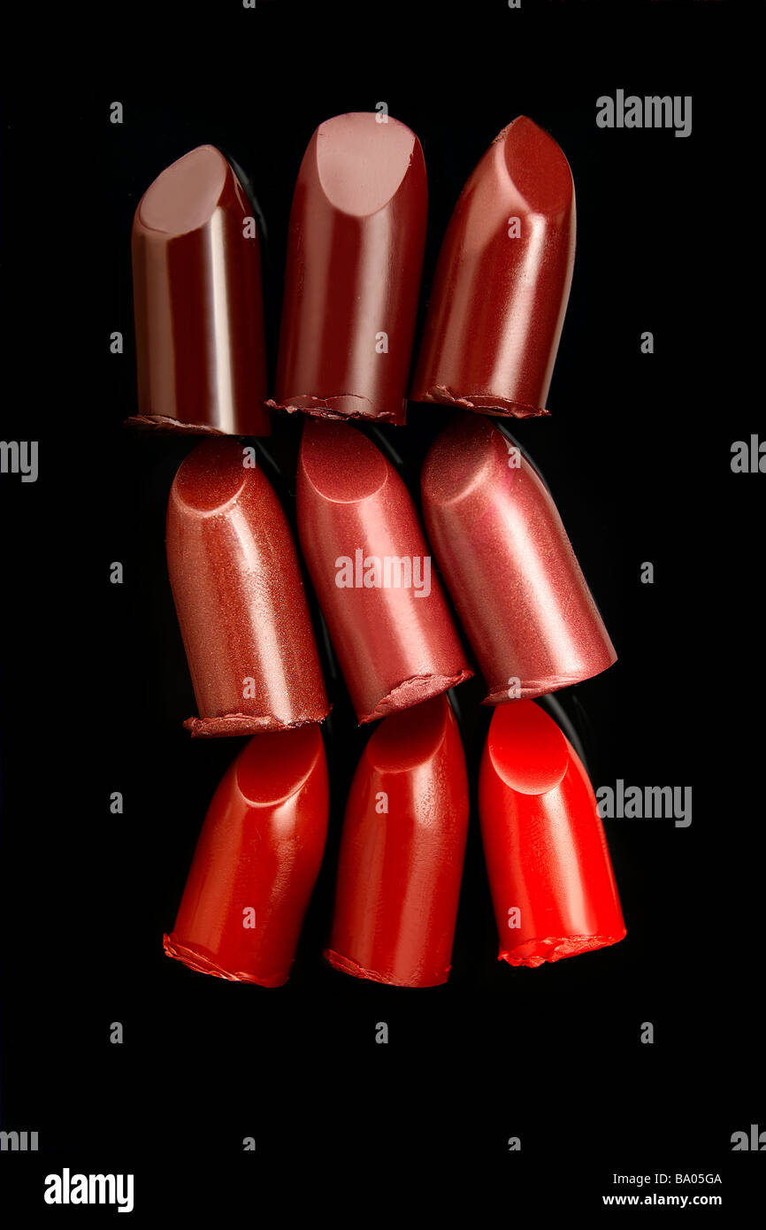 Lipsticks - Stock Image