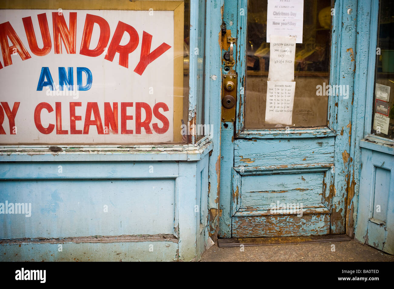 Dry Cleaners New York Stock Photos & Dry Cleaners New York Stock ...