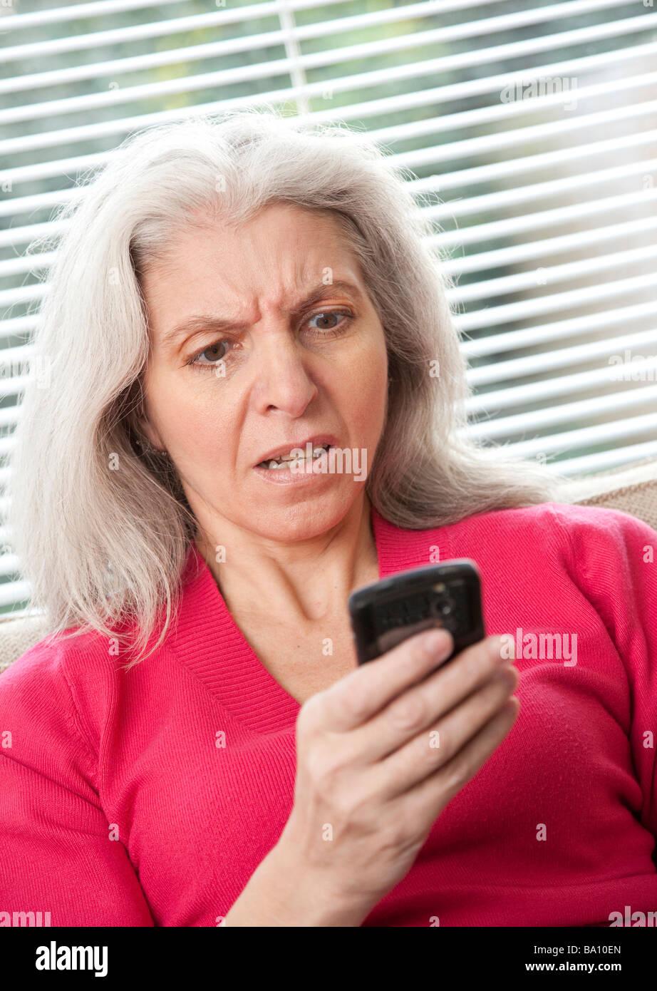 Mature sexting