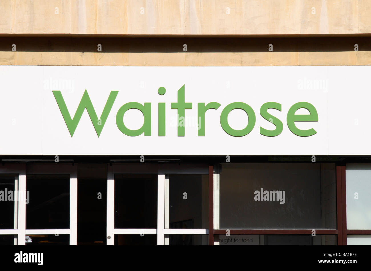 Waitrose Hereford Car Park
