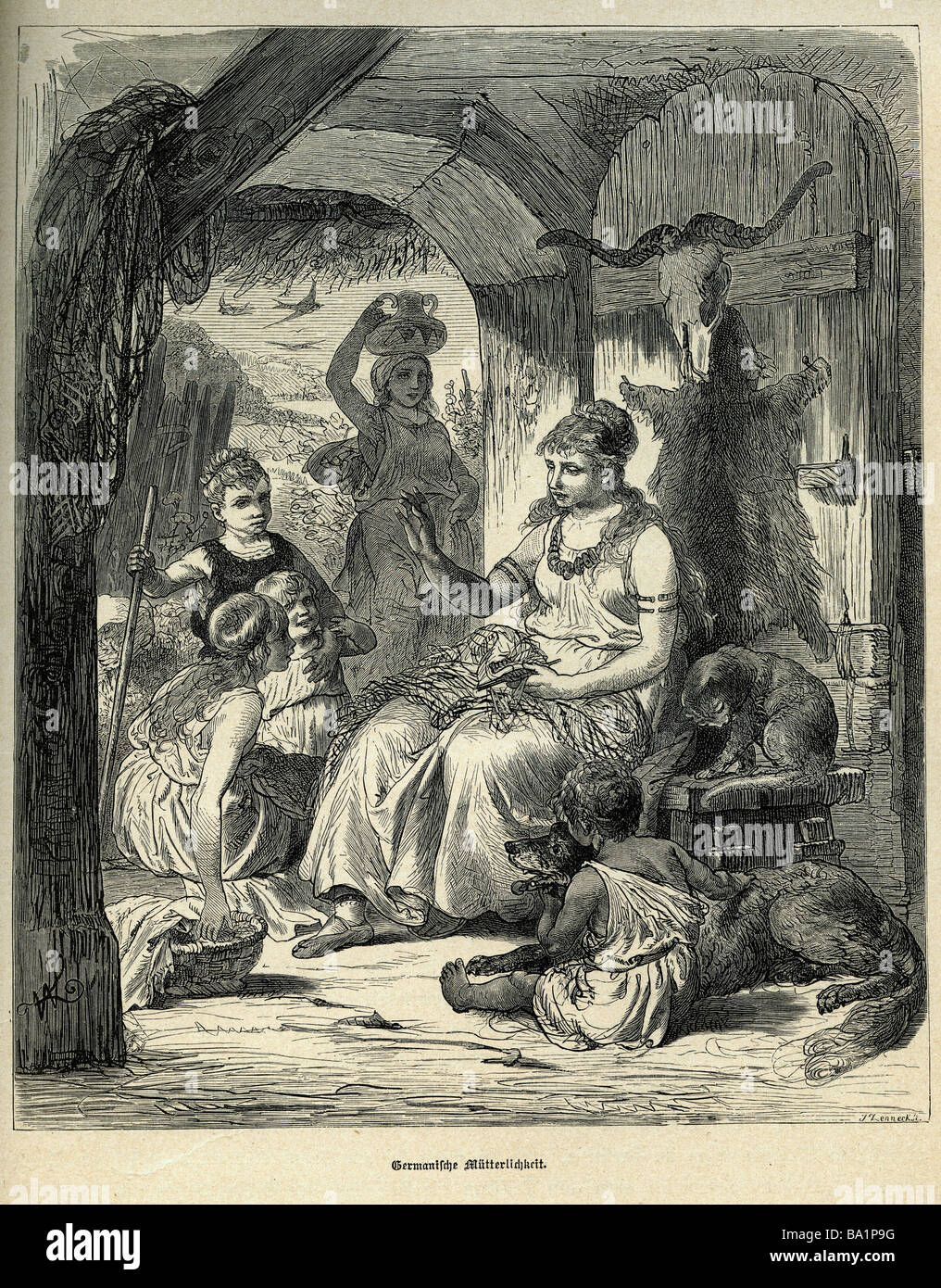 Ancient World Germanic Peoples People Quot Germanic