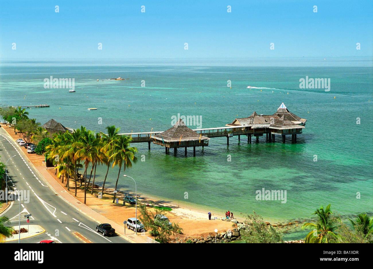 Anse Vata Noumea New Caledonia Stock Photo 23399651 Alamy