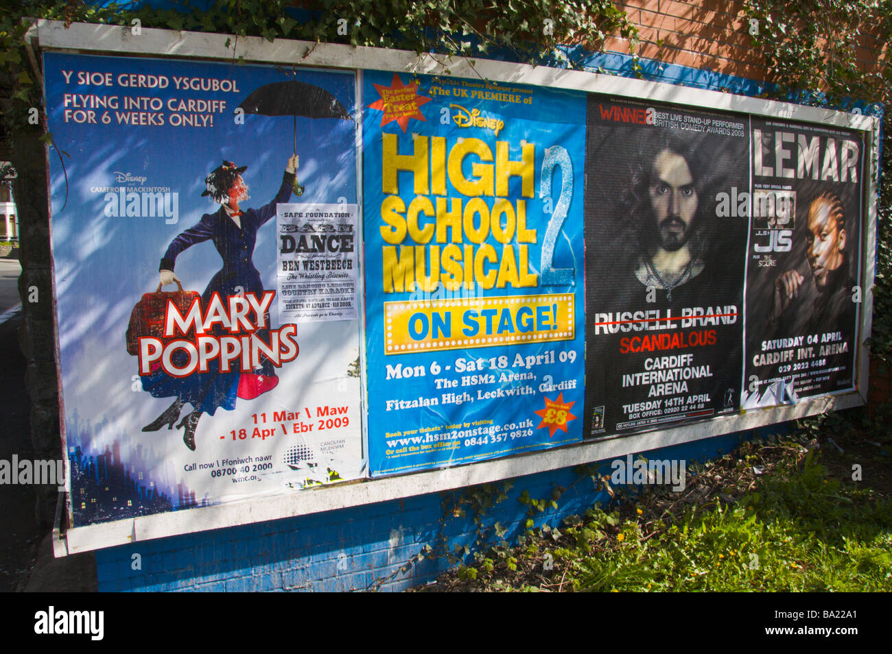 Theatre Posters Stock Photos & Theatre Posters Stock Images - Alamy