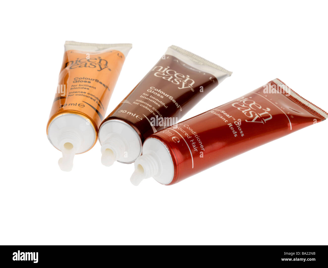 Conditioners - Stock Image