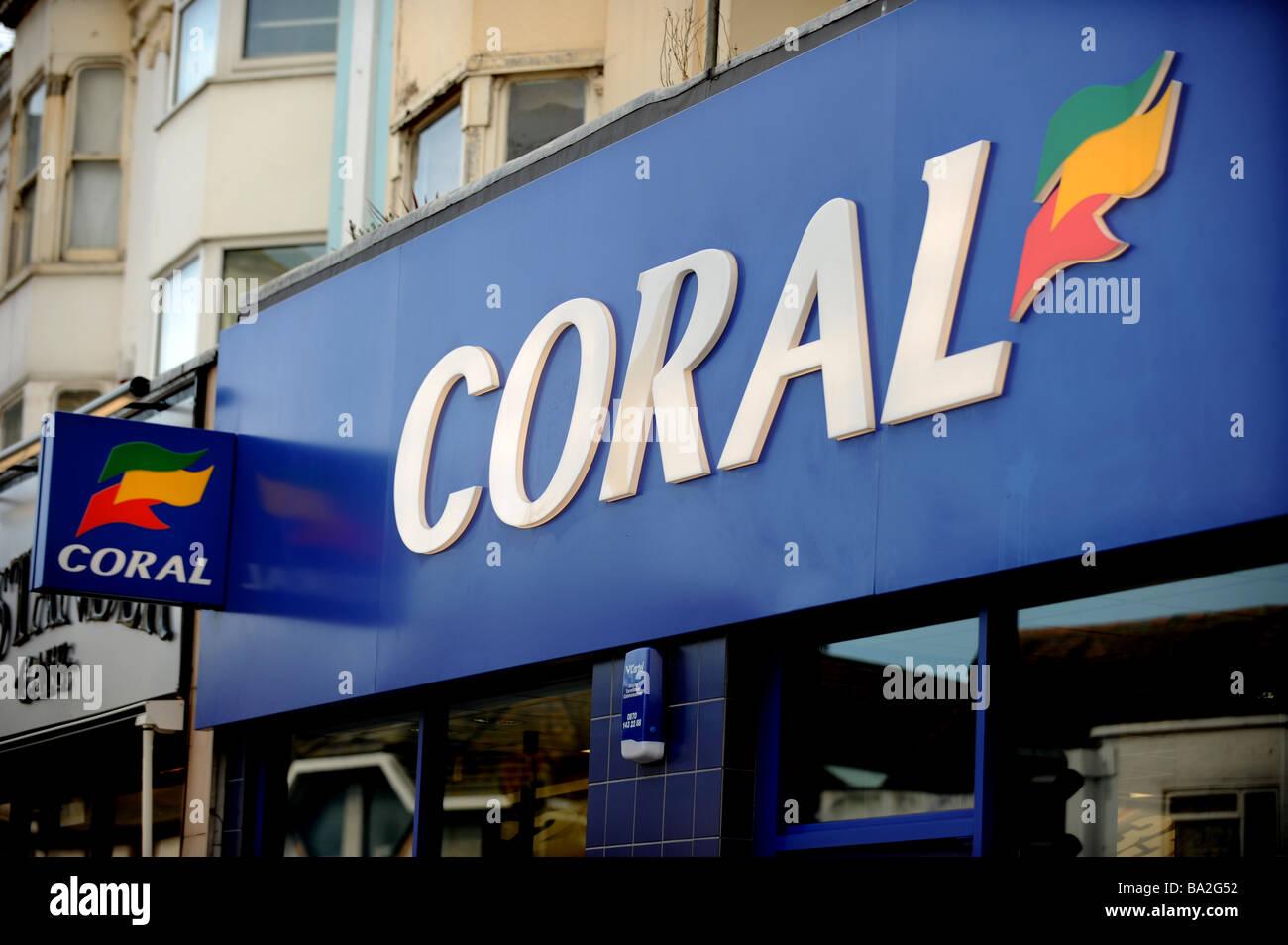 coral betting shop brighton