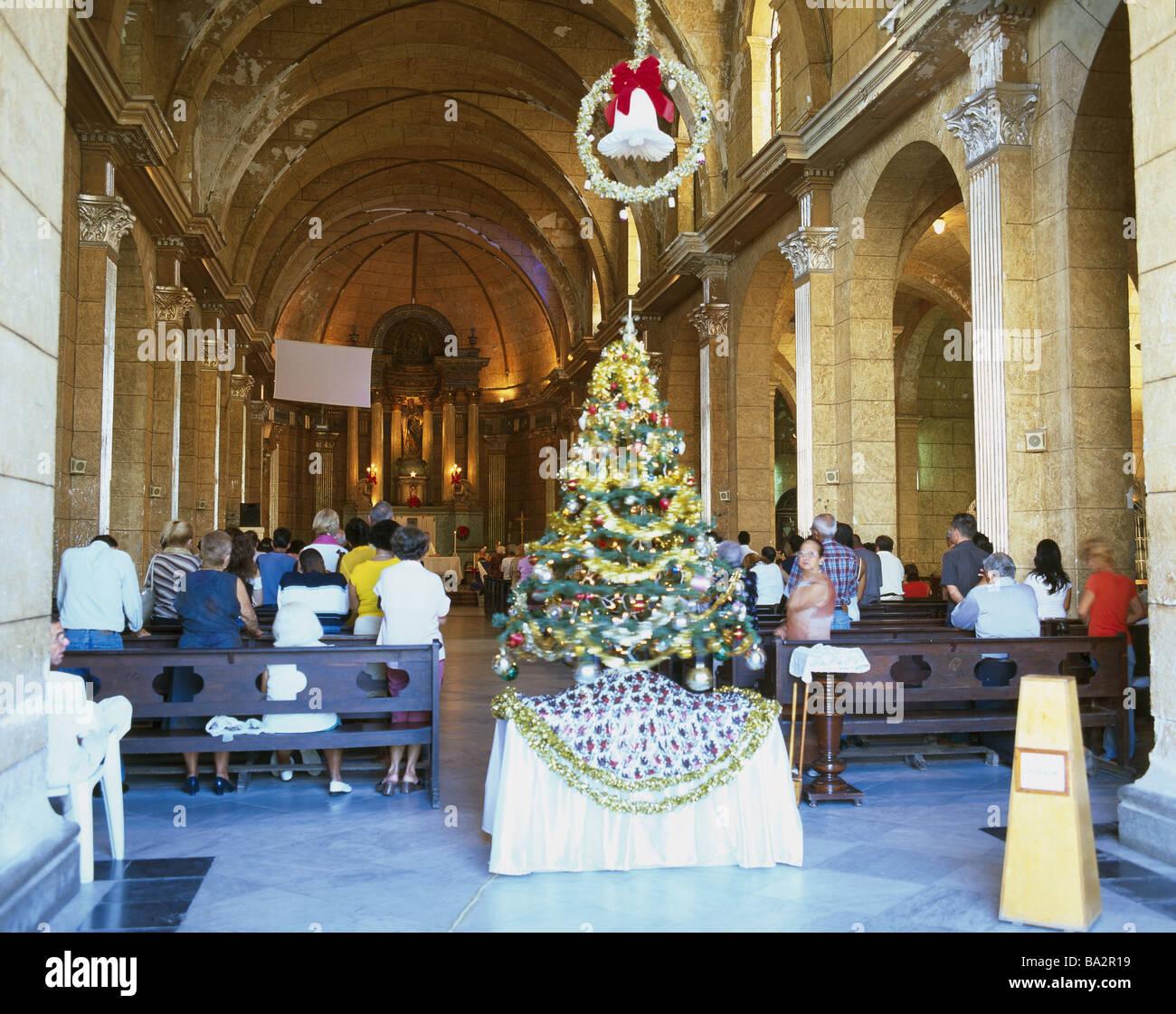Weihnachten Kuba