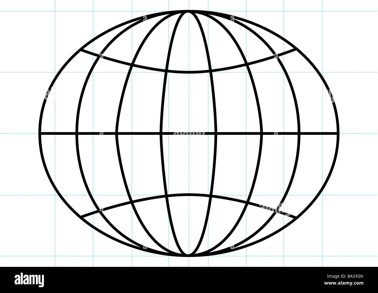 lines of latitude stock photos lines of latitude stock images alamy Numbered Grid Lines screens blue earth representation degrees of latitude longitudes line net graphics lines planet world globe