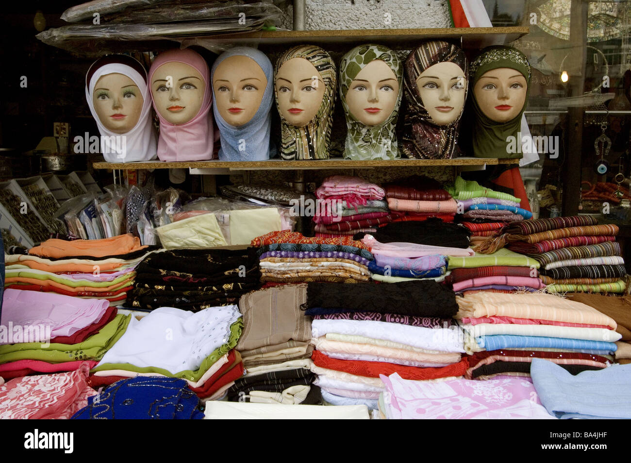e7c17961d4cc Jordan Amman clothing-business sale kerchiefs Near east city capital  business trade ware clothes-dolls cloths headgears