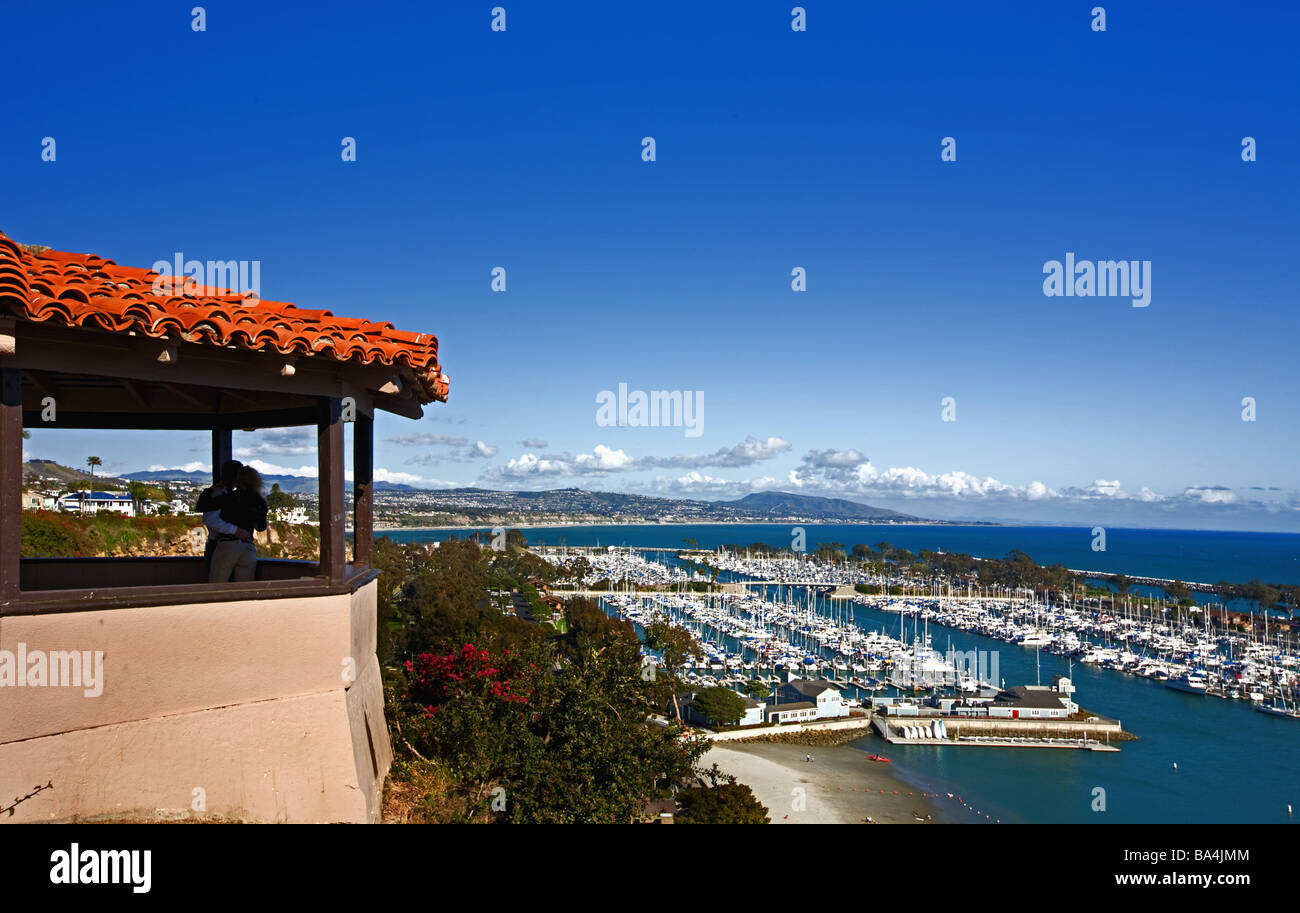 Dana Point Harbor - Stock Image