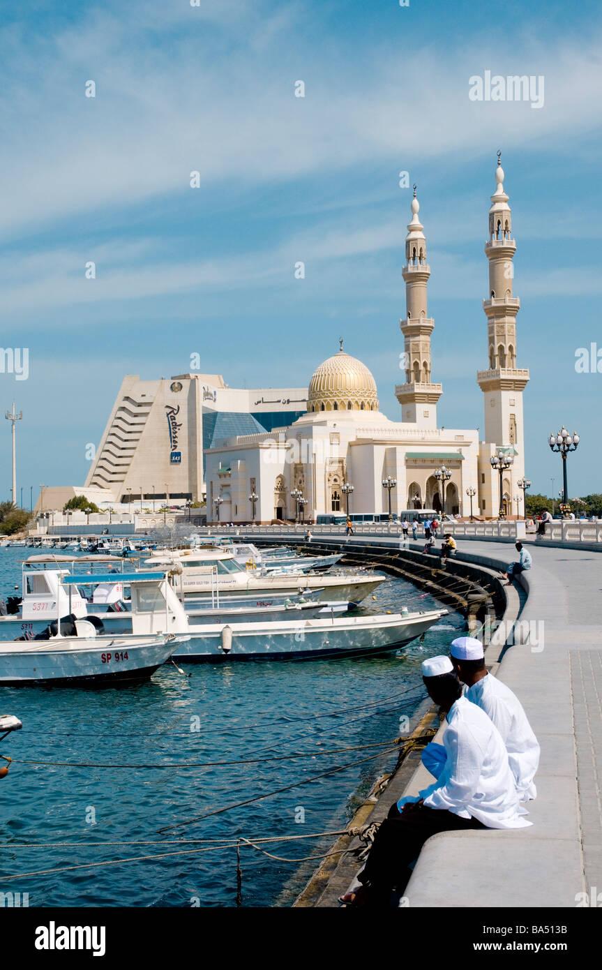 Sharjah United Arab Emirates - Stock Image