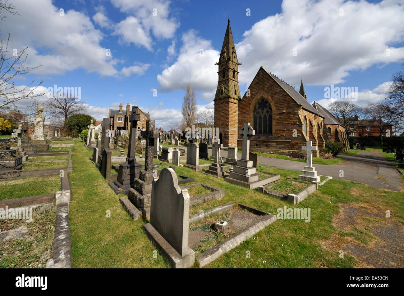 'Run down' and unused chapel on 'Psalter Lane', Kimberworth, Rotherham, 'South Yorkshire',England,'Great - Stock Image