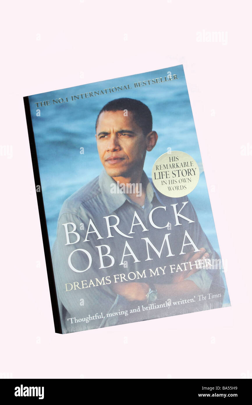 Dreams from my father - Barack Obama - Stock Image