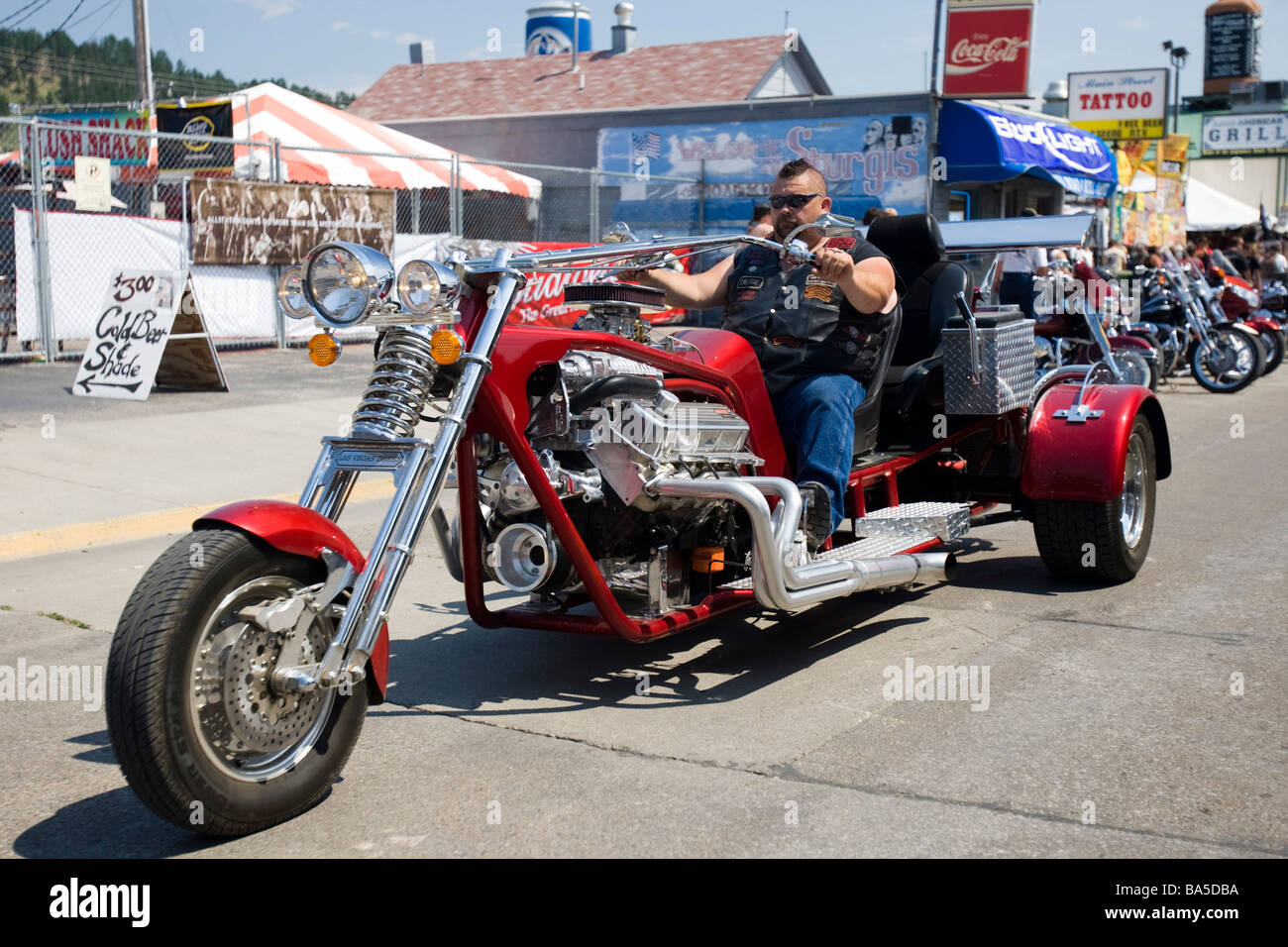 Motor Tricycle High Resolution Stock Photography And Images Alamy