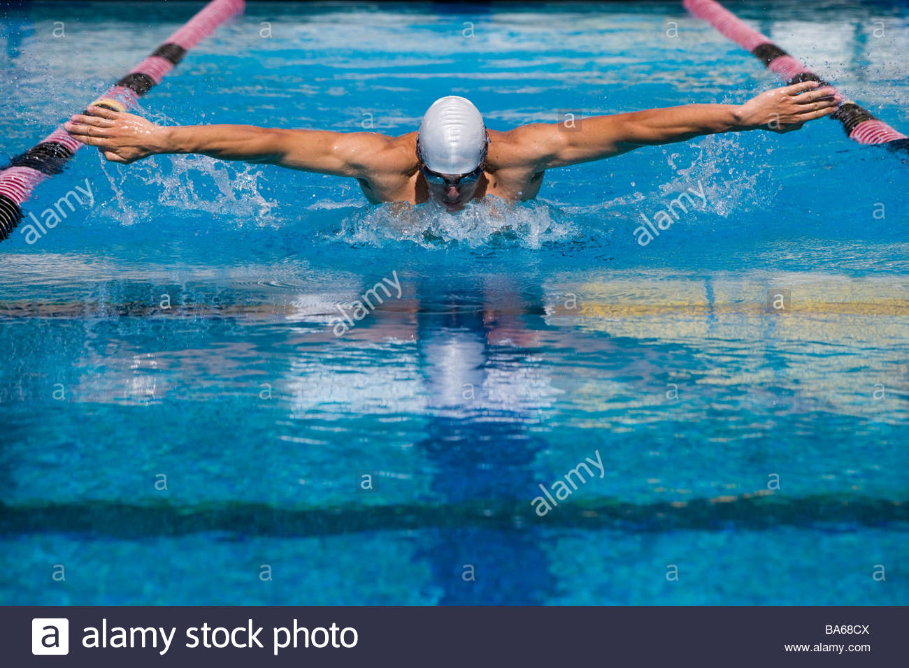 Swimming Lane Stock Photos Amp Swimming Lane Stock Images
