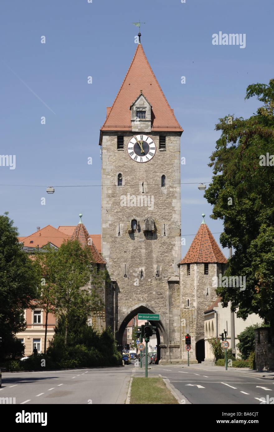 West Bad Regensburg