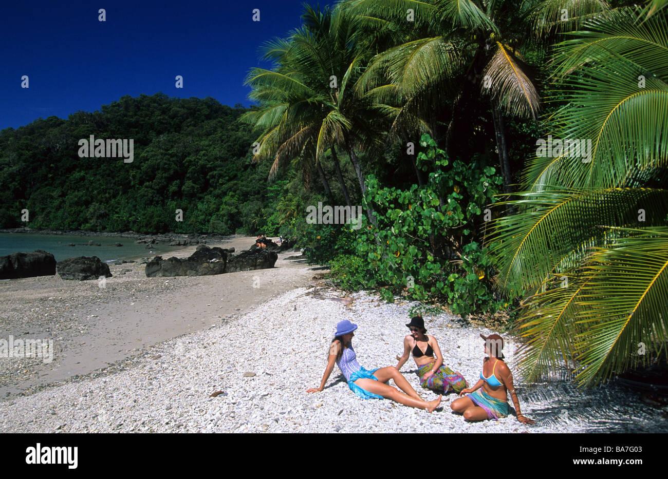 Dunk Island Holidays: Dunk Island Resort Queensland Australia Stock Photos