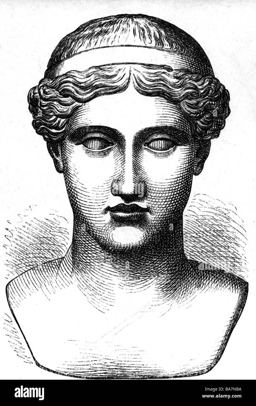 Roman Goddess Juno Stock Photos Roman Goddess Juno Stock Images
