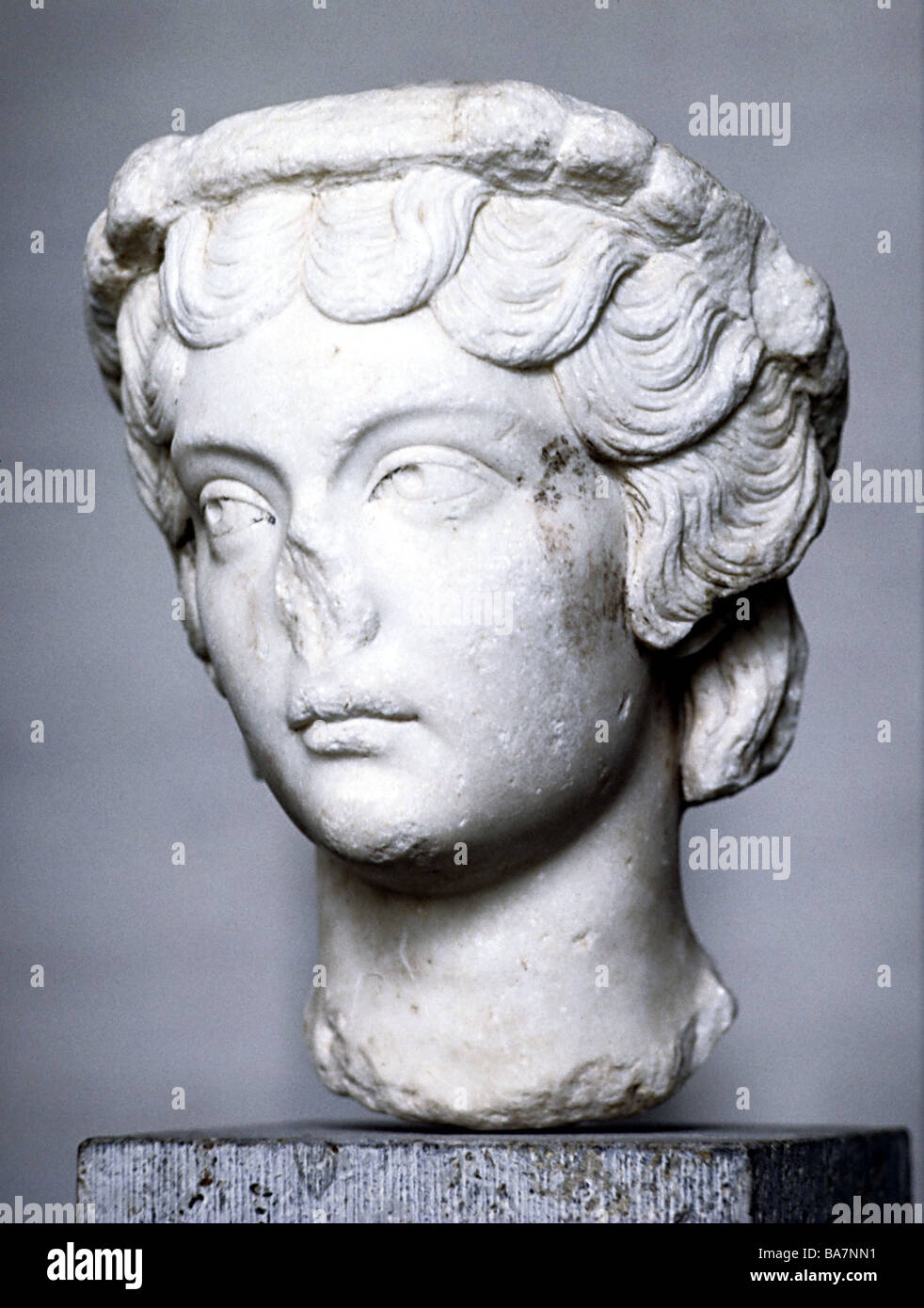 Innocent girls calpurnia wife of pliny the younger
