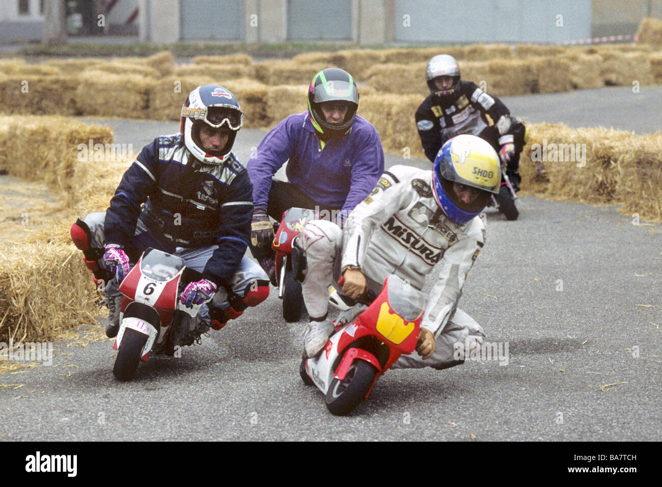 Mini Moto   Stock Image
