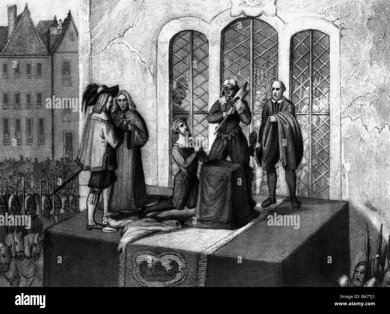 Execution of charles i essays