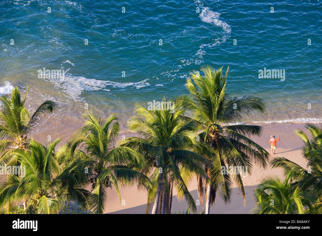 Acapulco Pacific Coast Mexico Stock Photo