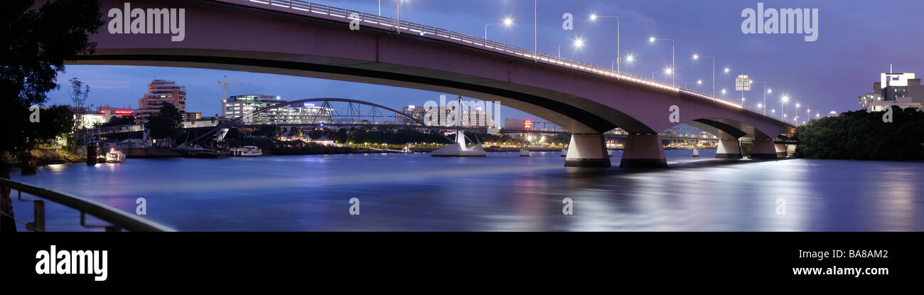 Captain Cook Bridge - Stock Image